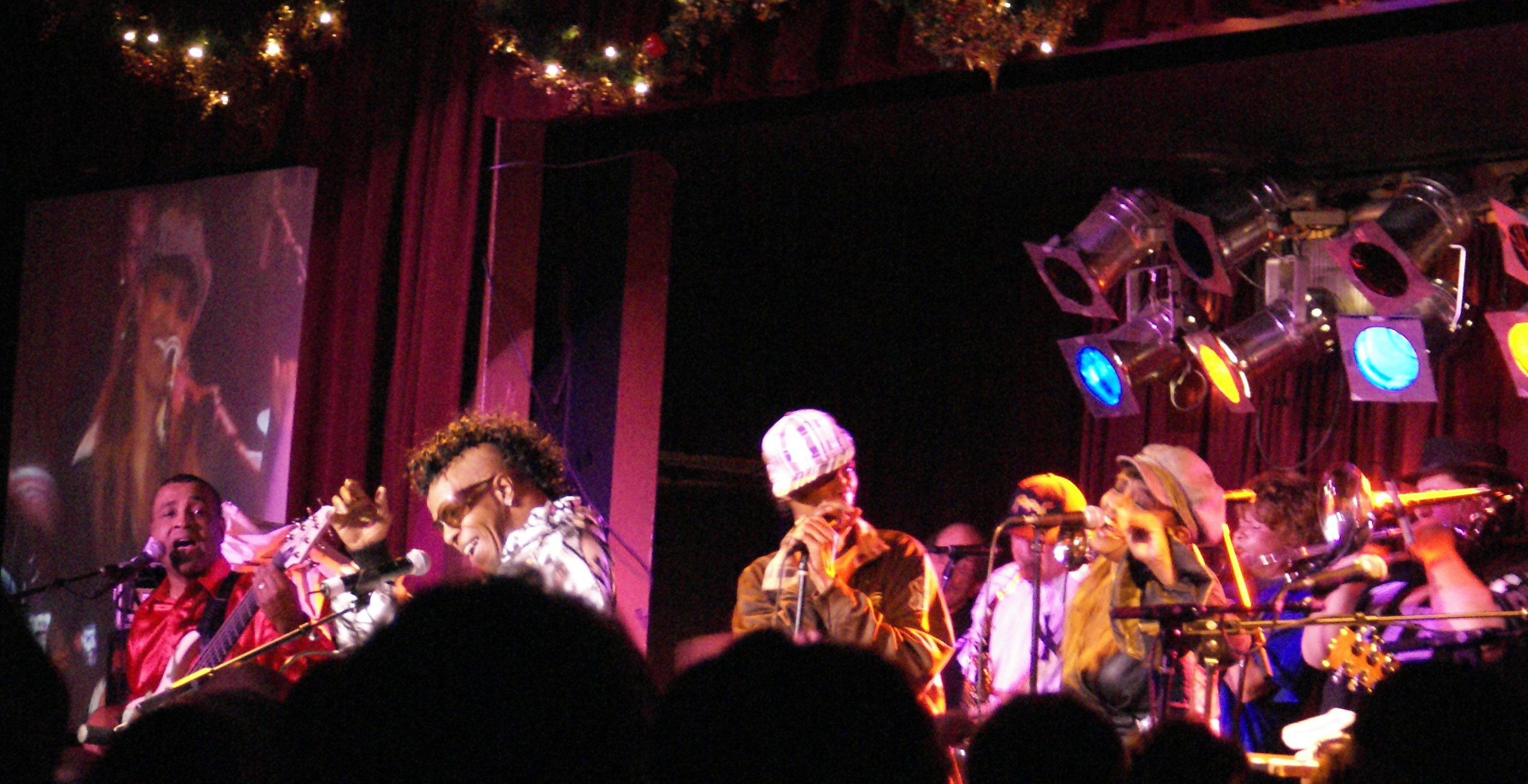 Sly and The Family Stone live @ BB King's